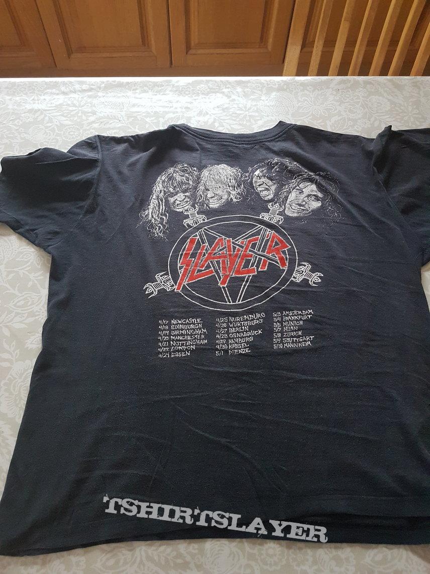 Slayer vintage