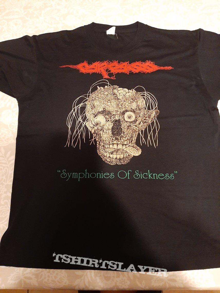Carcass Vintage Symphonies Shirt