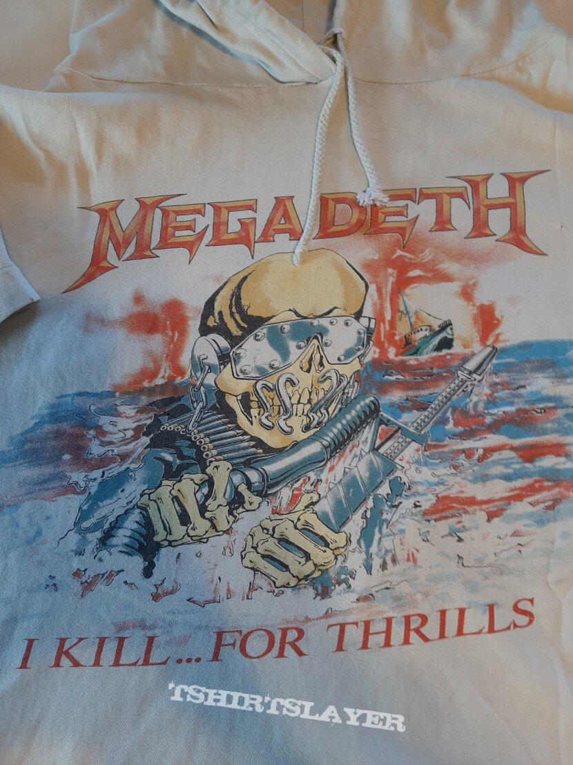 Megadeth I Kill For Thrills
