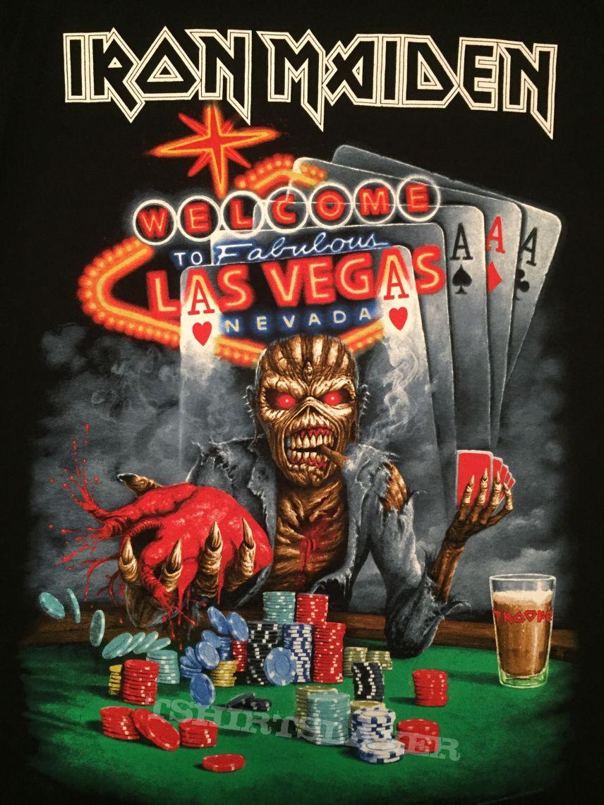 Iron Maiden Us Tour Shirts