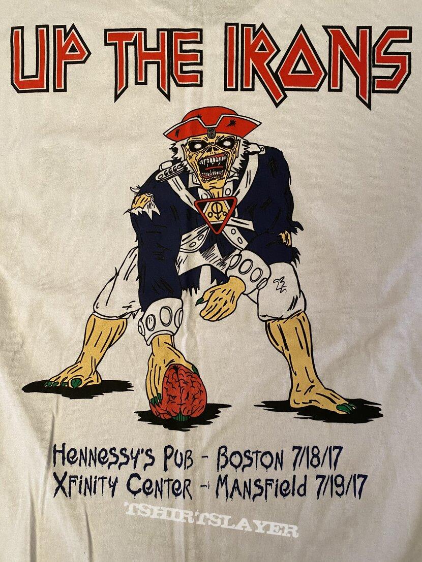 Iron Maiden - Boston 2017 FC Shirt