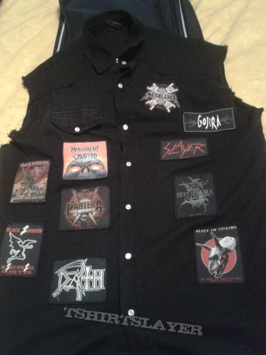 My Uncomplete battlejacket