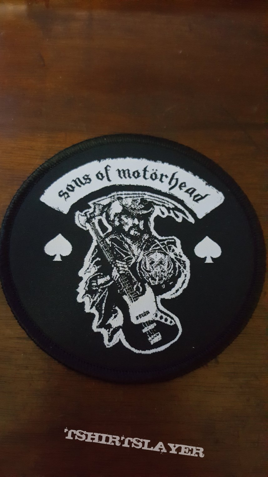 Sons of Motörhead - Black Border