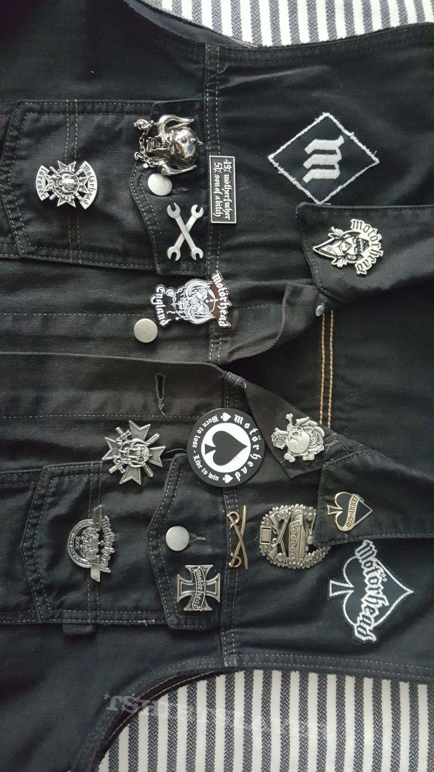 Motörhead - Motörcycle Kutte update