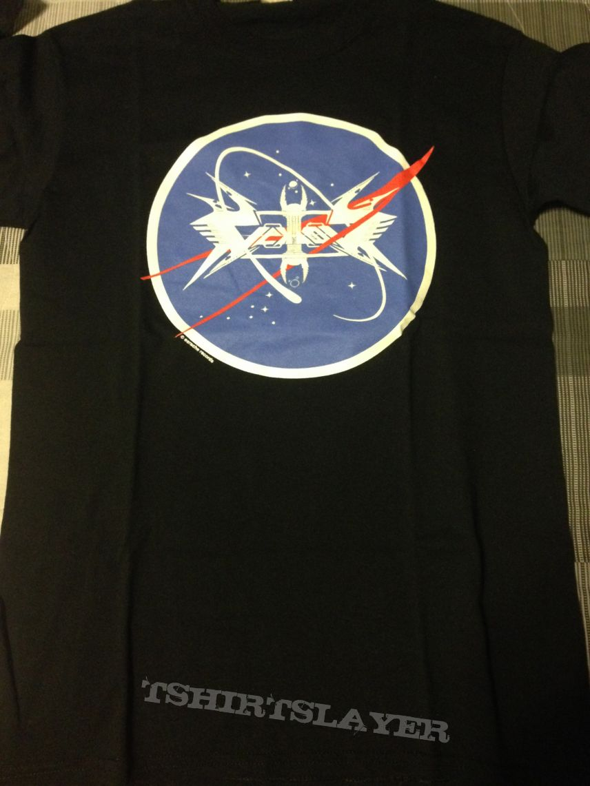 Vektor nasa t-shirt