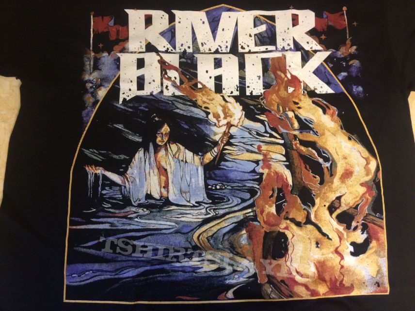 River Black Album Cover