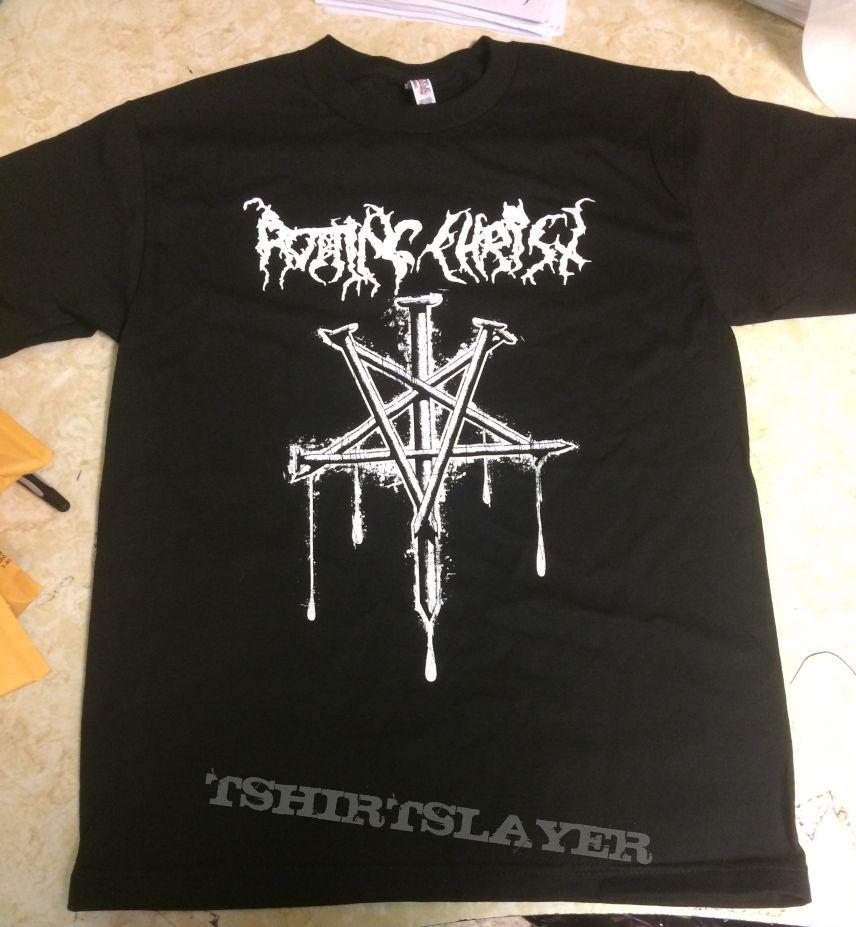 Rotting Christ Pentagram