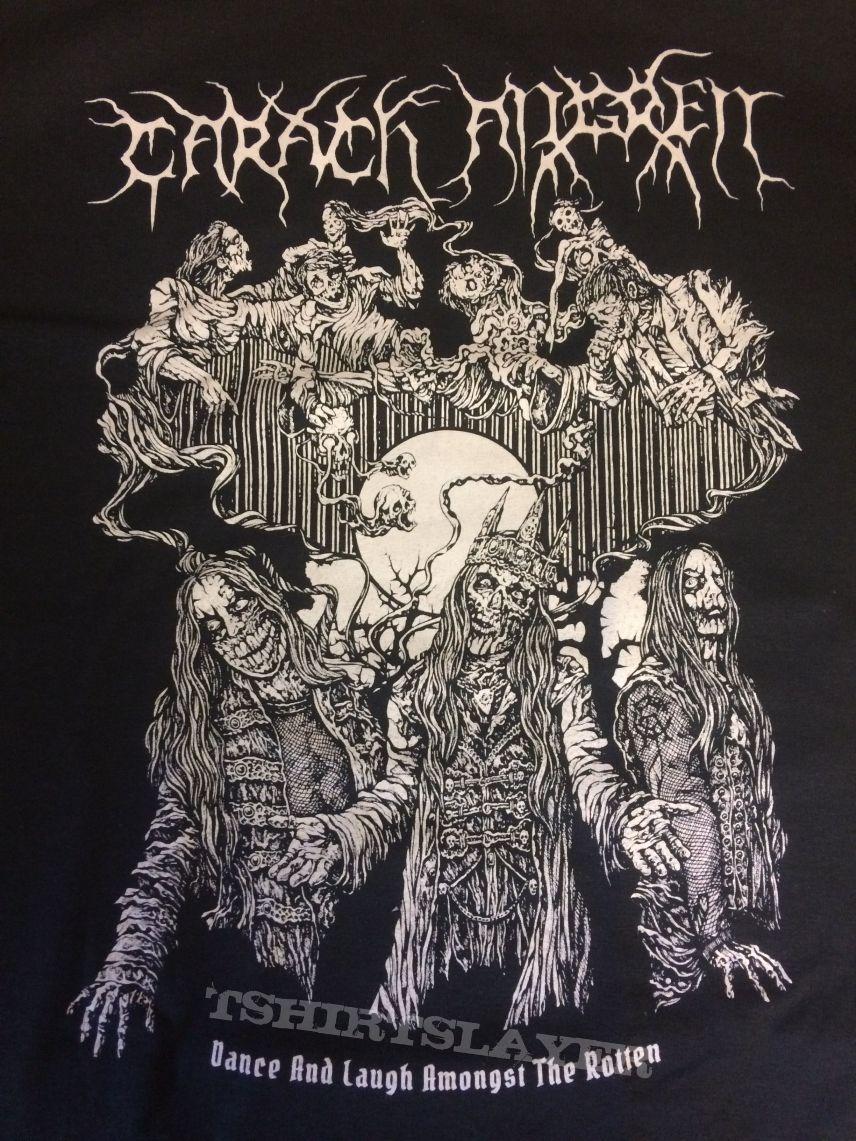 Carach Angren Dance and Laugh Amongst the Rotten