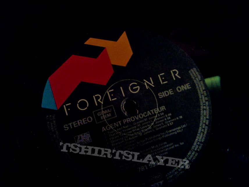 Foreigner – Agent Provocateur (LP)