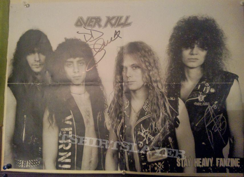 Overkill poster