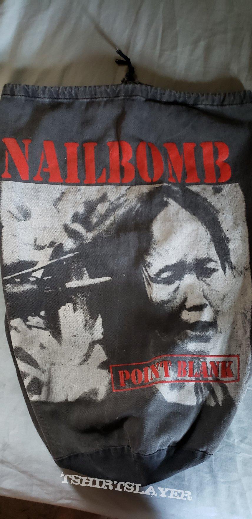 Nailbomb - Point Blank Bag