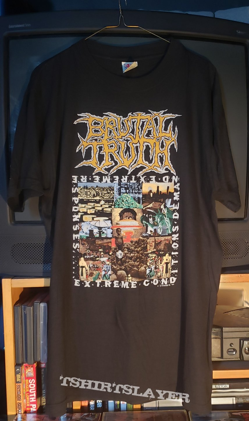 Brutal Truth - Extreme Conditions...