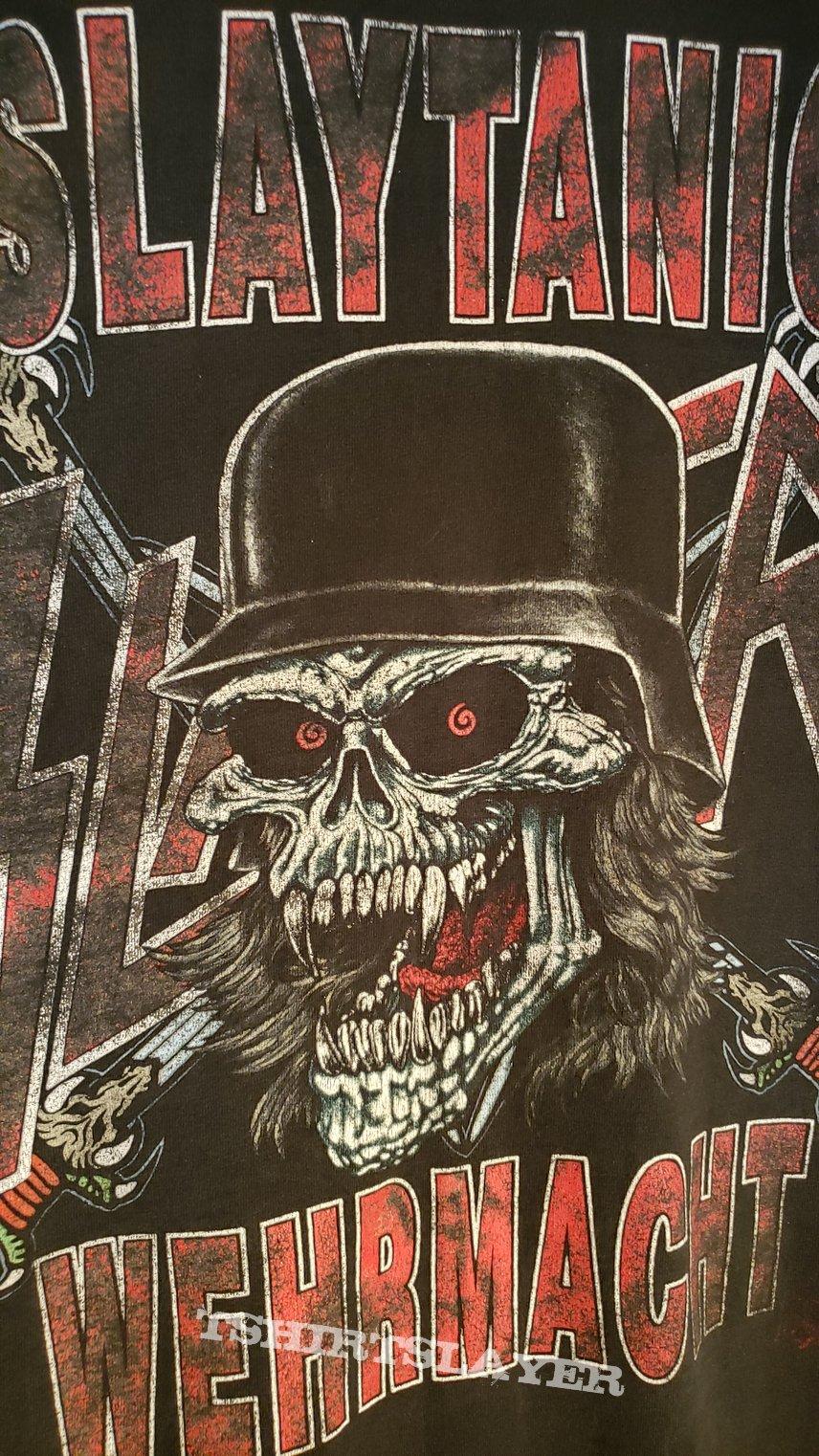 Slayer - World Sacrifice 1989 Canadian Version