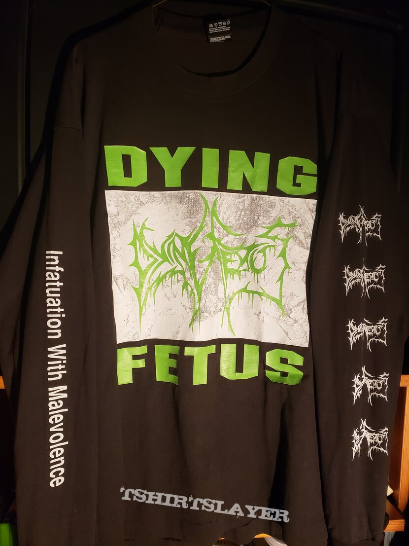 Dying Fetus - Infatuation With Malevolence