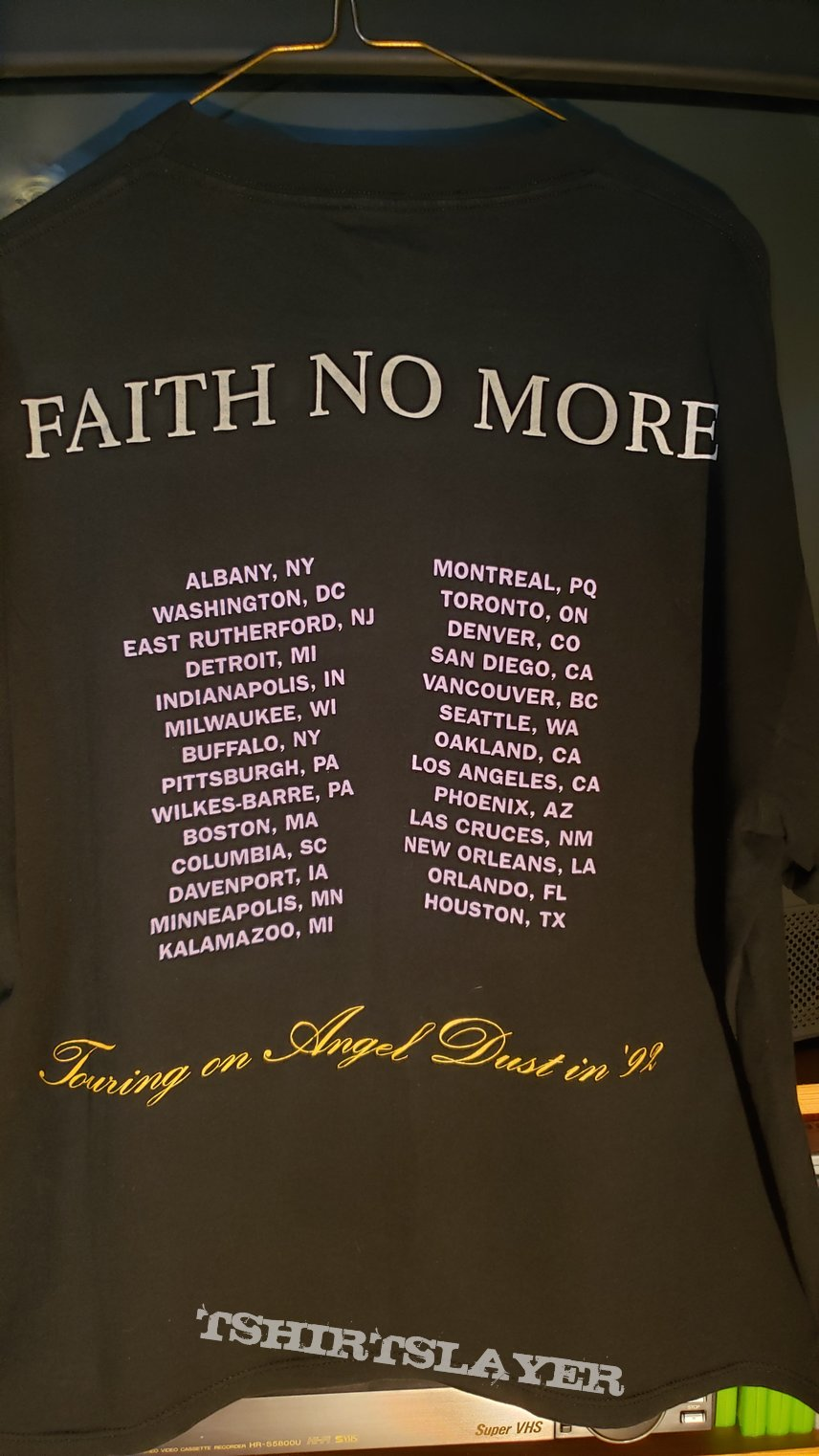 Faith No More - Touring on Angel Dust