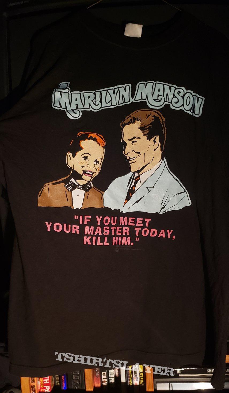 Marilyn Manson - Meet Your Master