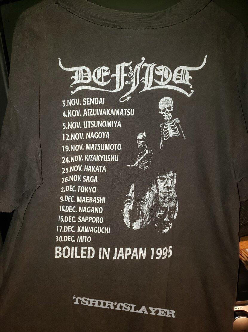 Defiled - Boiled In Japan