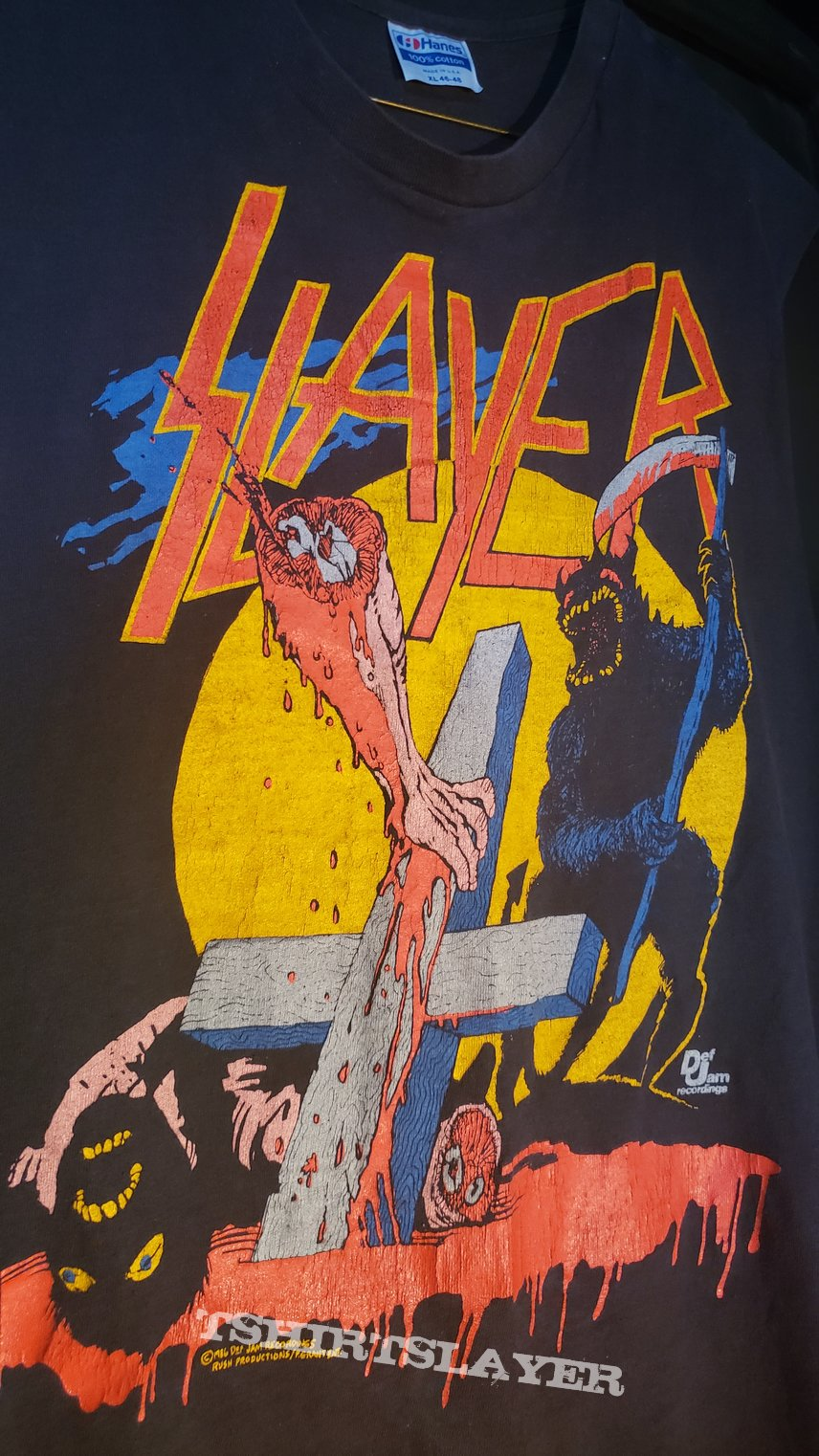 Slayer - Reign in Blood Tour