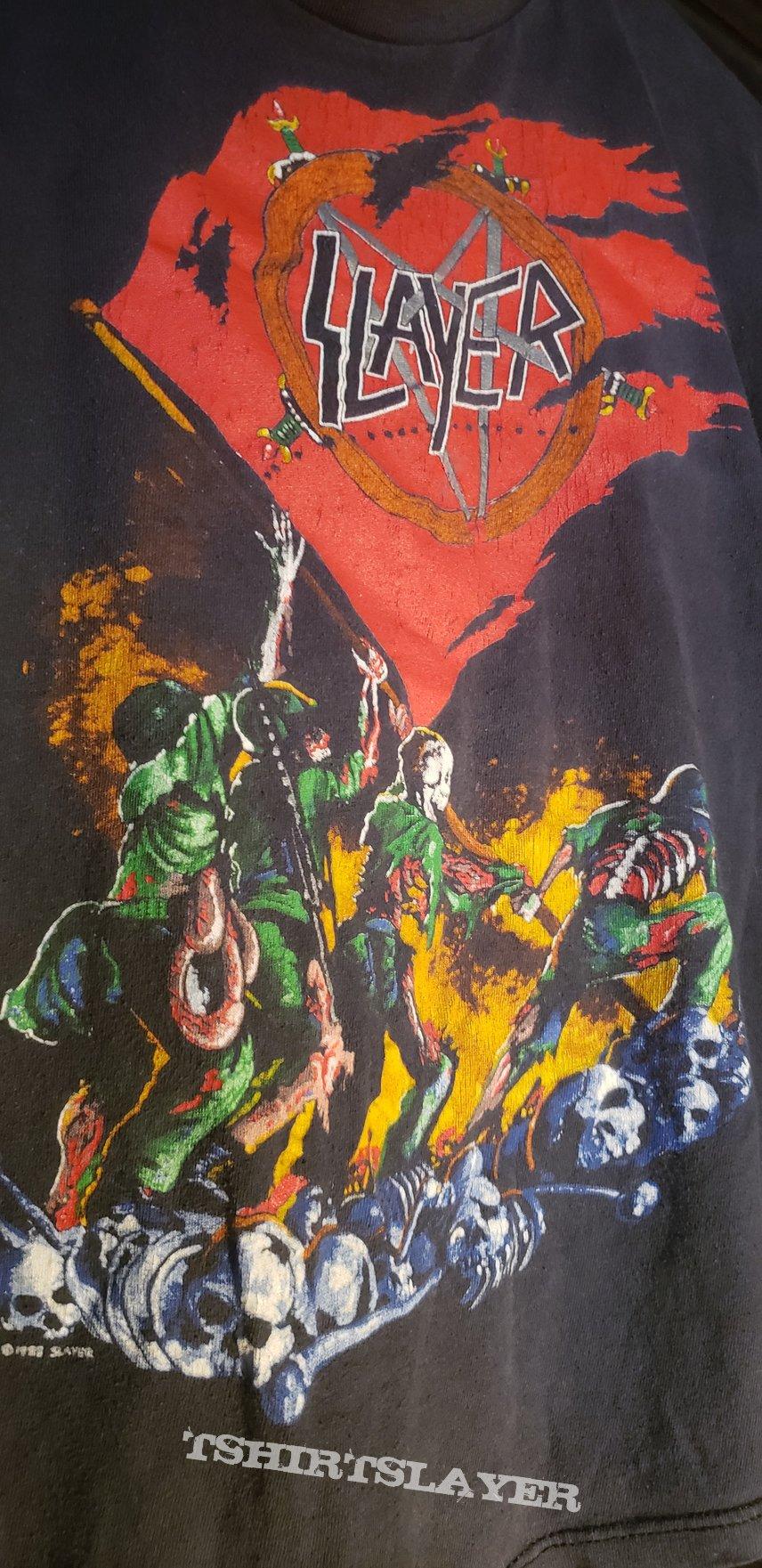 Slayer - World Sacrifice Tour