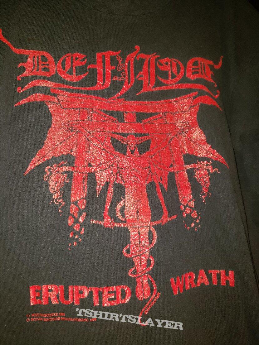 Defiled - Erupted Wrath