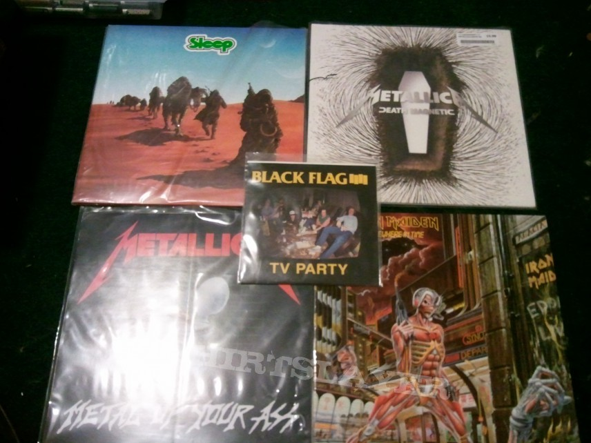 Other Collectable - Some Vinyls
