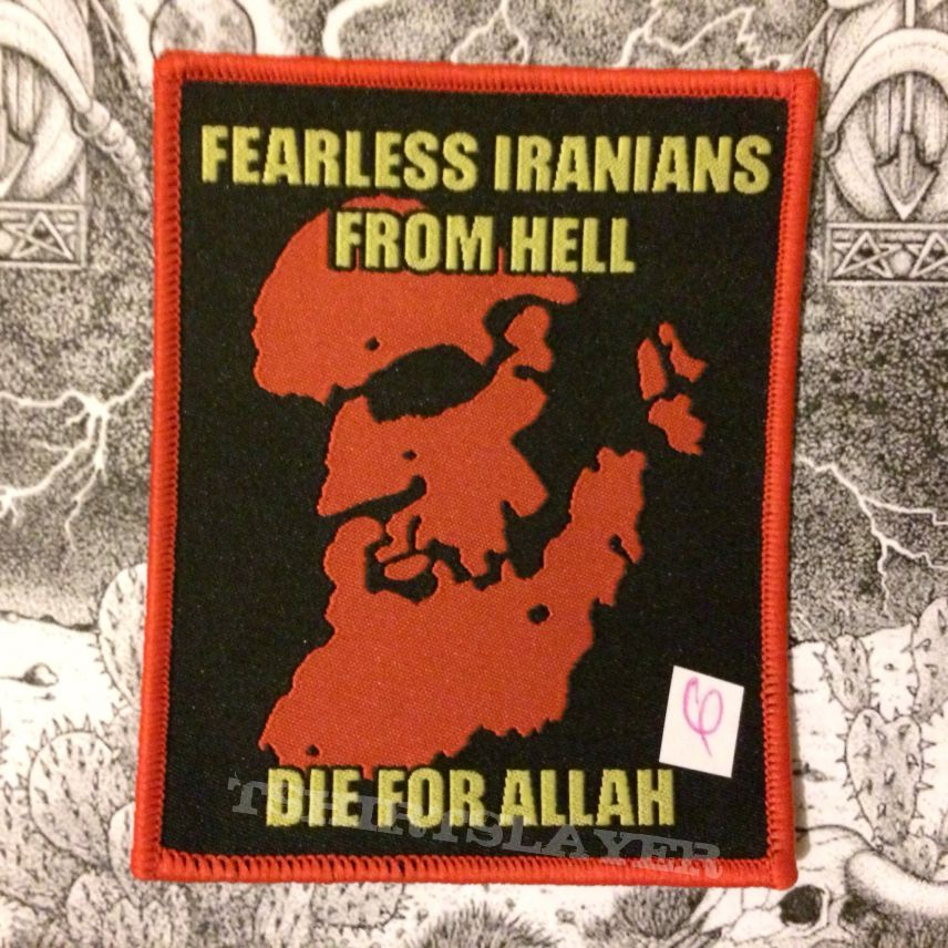 Fearless Iranians From Hell - Fearless Iranians From Hell