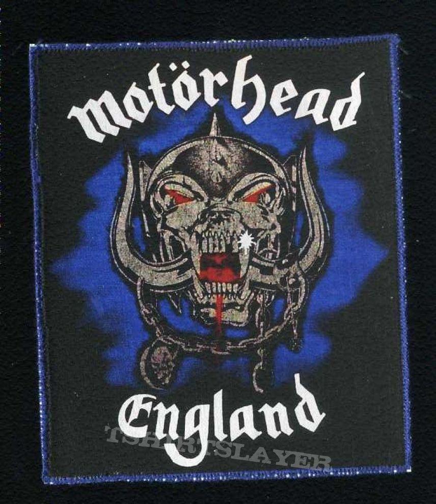 ultra rare patch motorhead