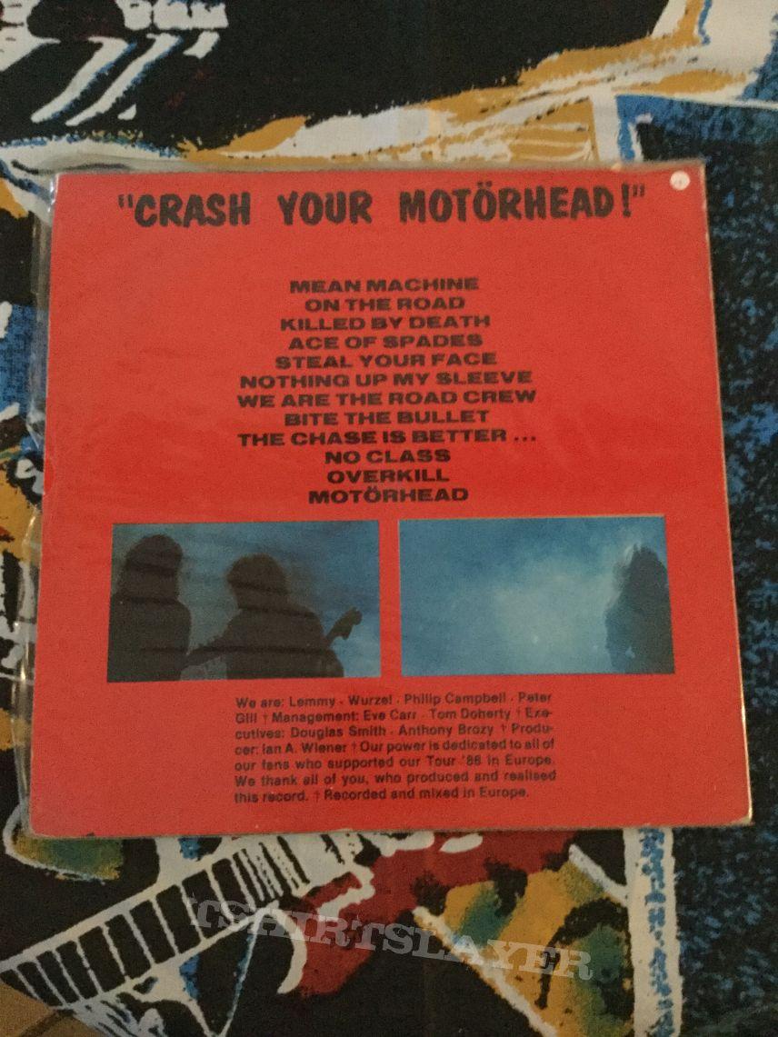 bootleg de motorhead  Crash Your Motorhead