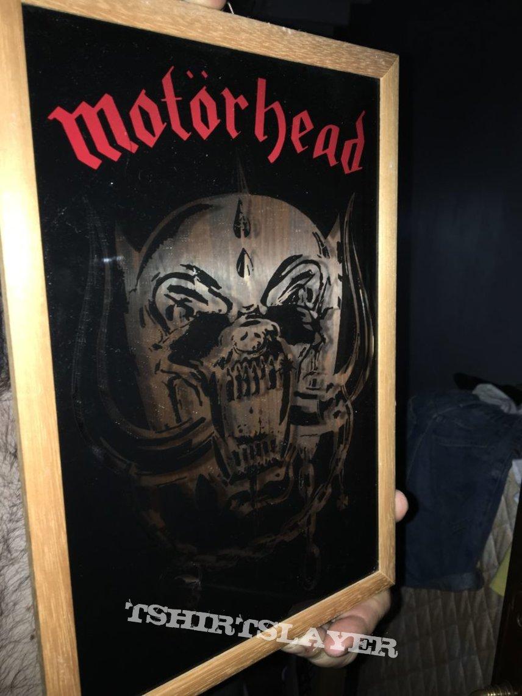 Motörhead mirror