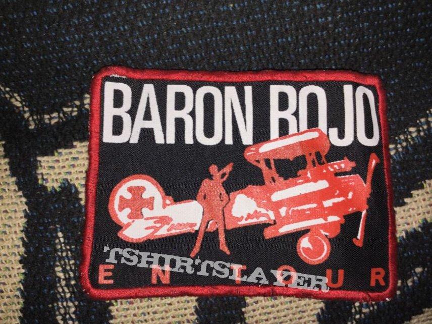 rare patch printed baron rojo