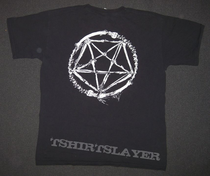 Necrophobic shirt