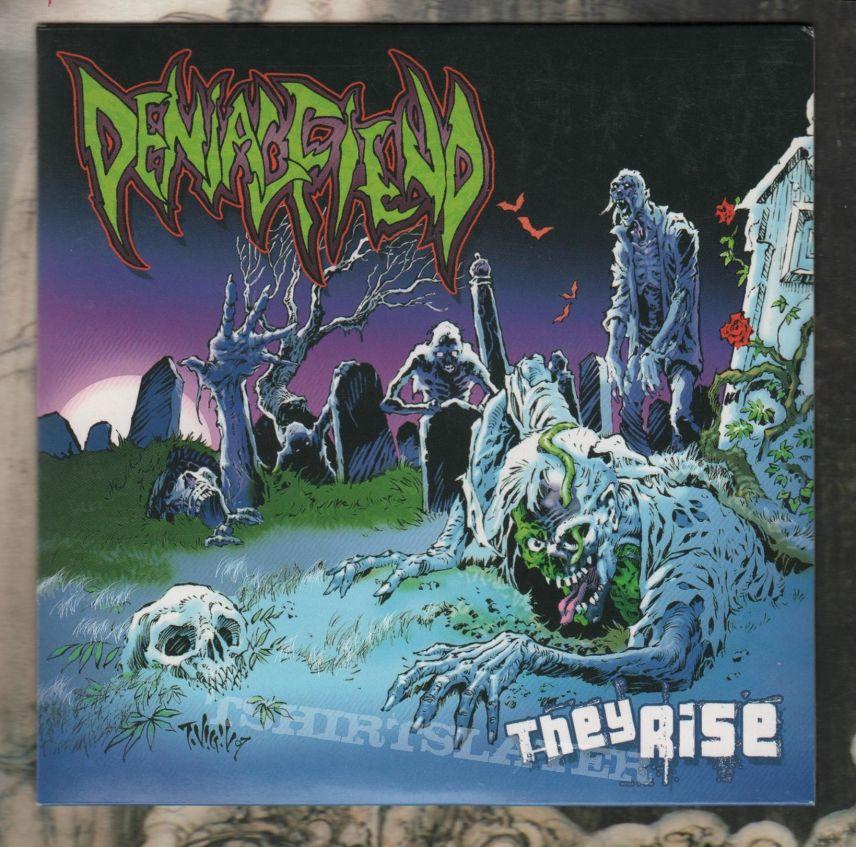 Denial Fiend - They Rise