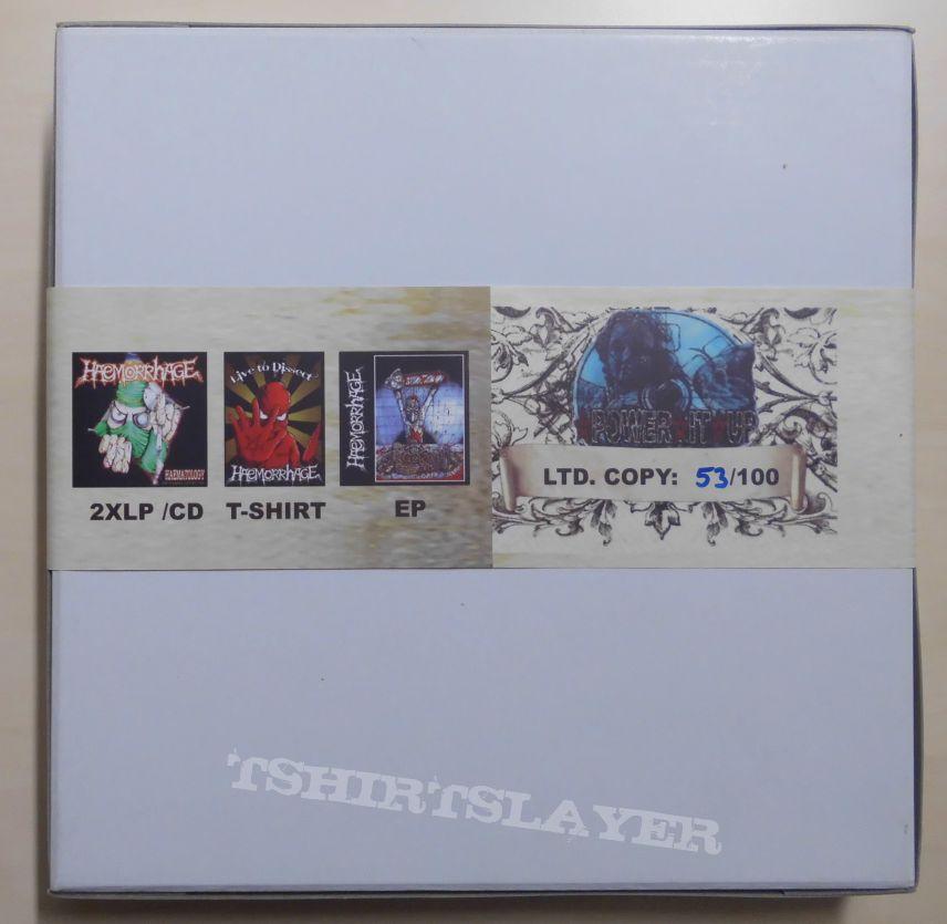 Haemorrhage Boxset