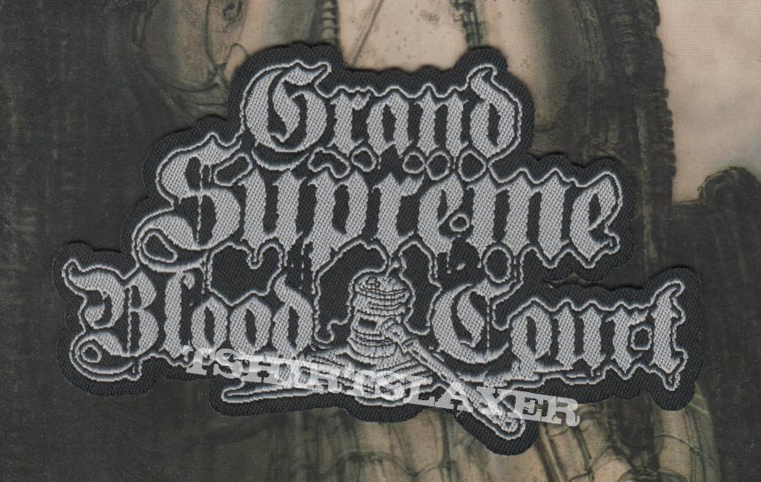 Grand Supreme Blood Court Patch
