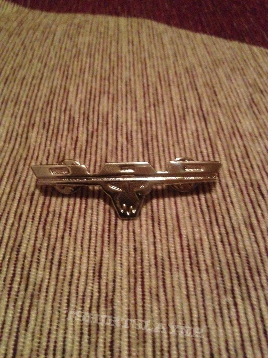 D-A-D metal pin