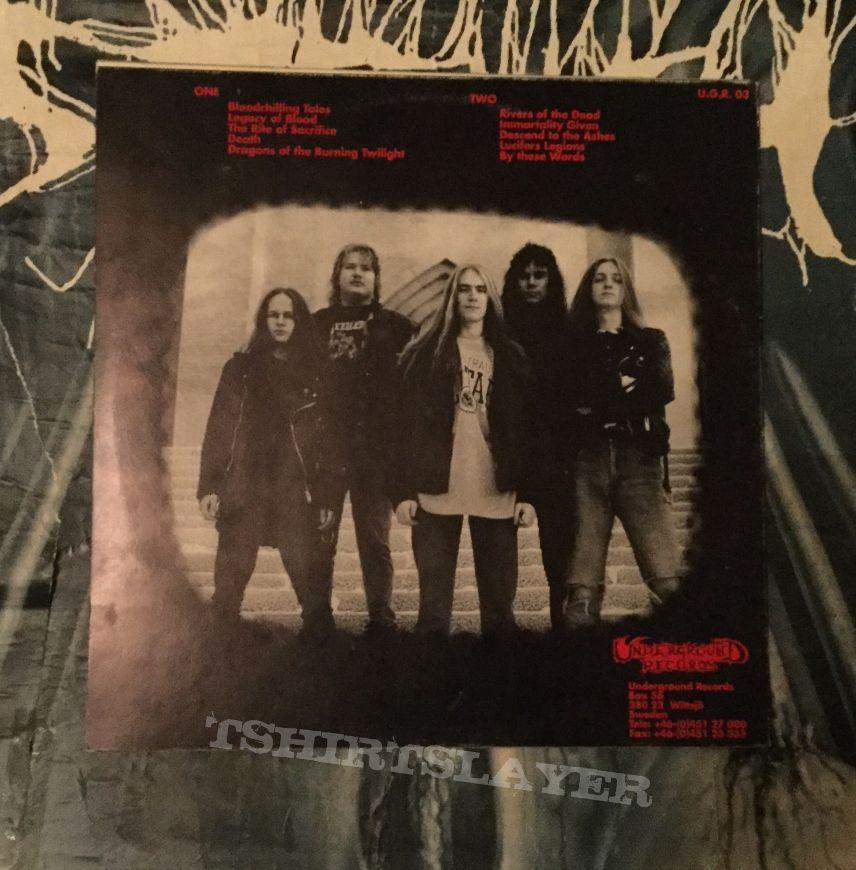 Sorcery - Bloodchilling Tales vinyl