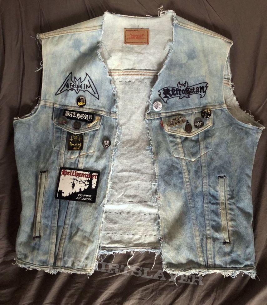 Second WIP vest