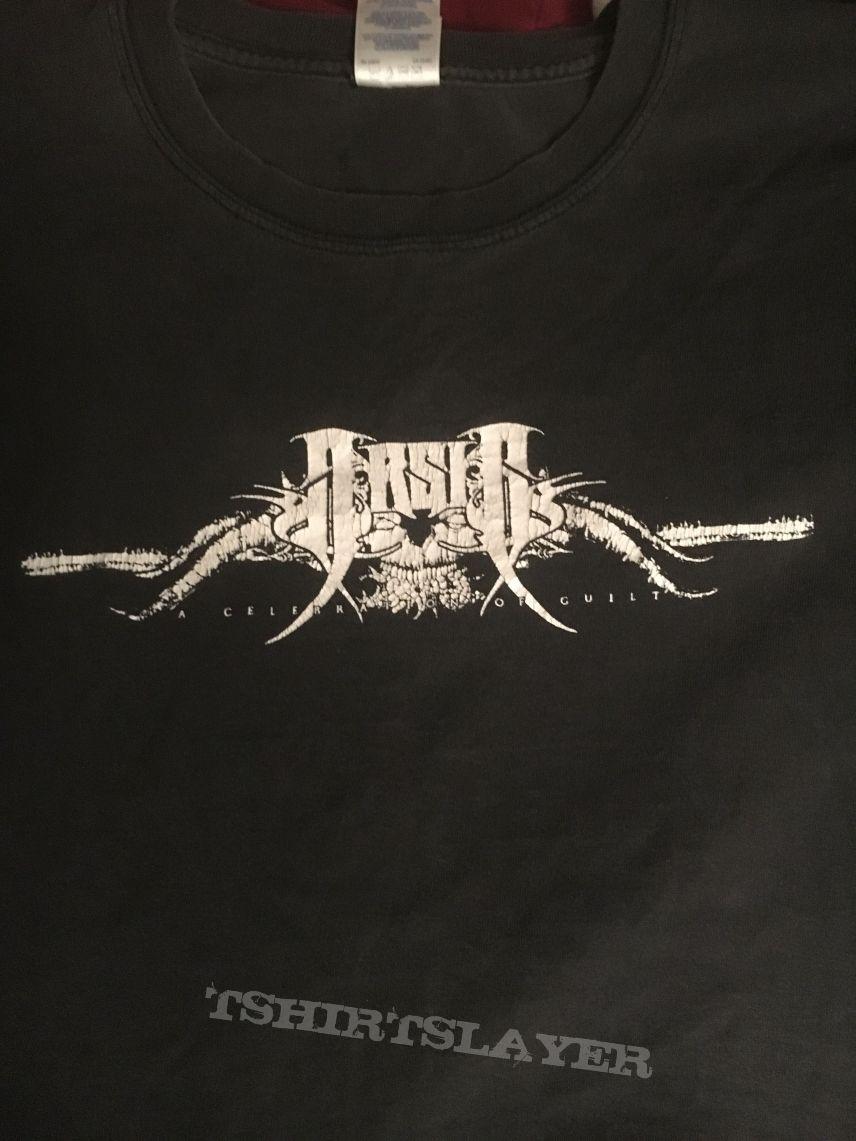 Arsis t shirt