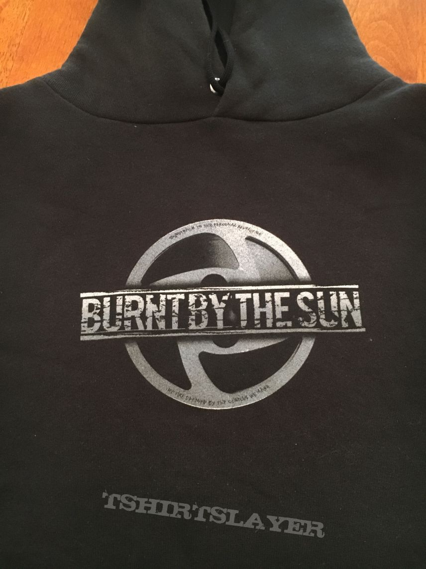 Burnt by the sun hoodie