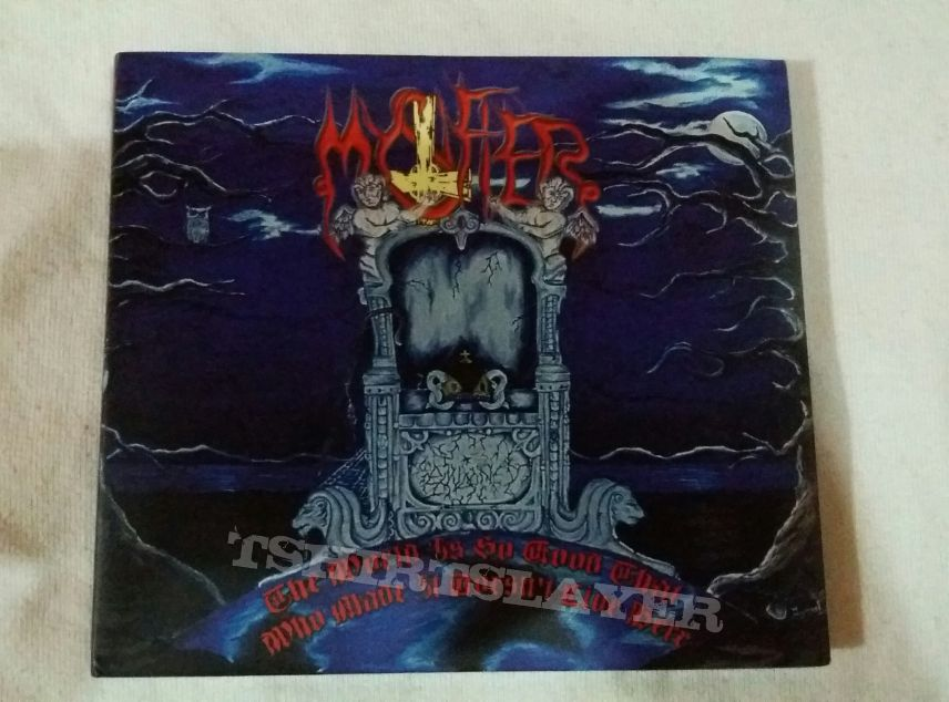 Mystifier-  The world is so good that who made it doesn't live here