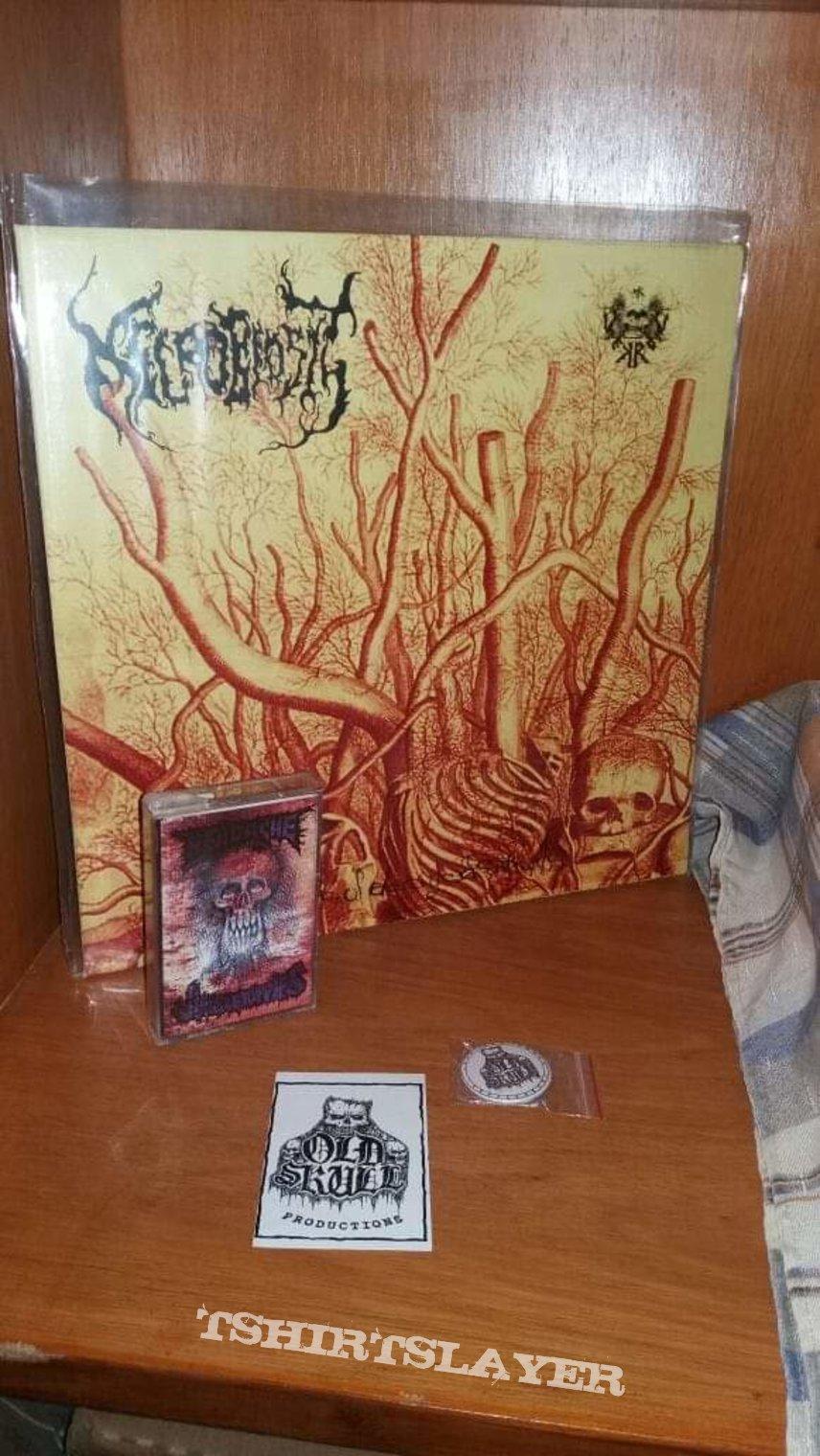 Finnish death metal grindcore