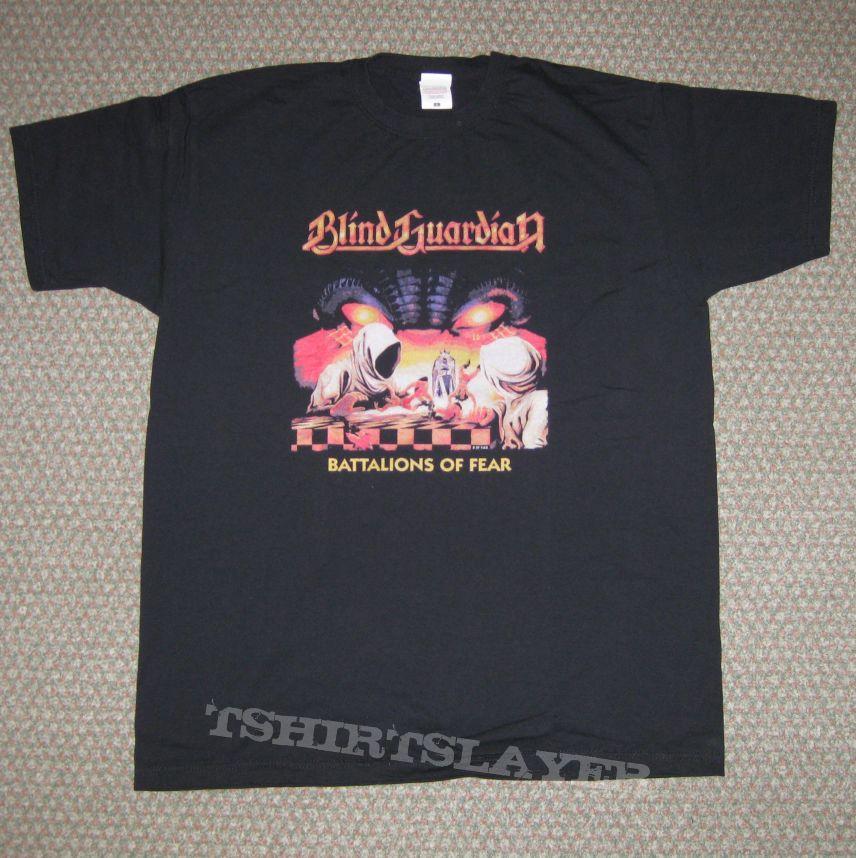 Blind Guardian - Battalions Of Fear Bootleg Shirt