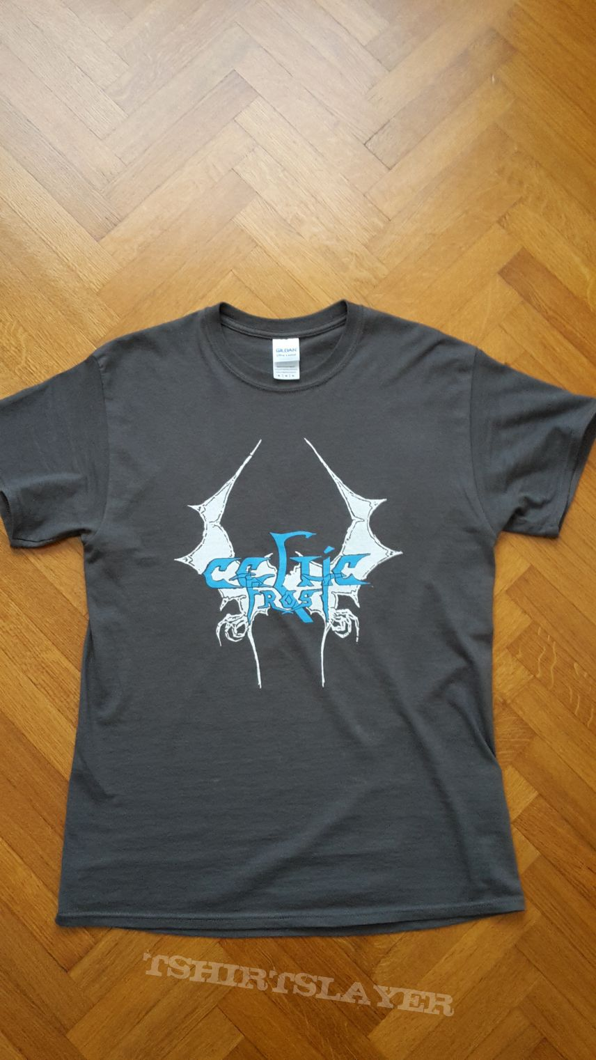 Celtic Frost winged logo