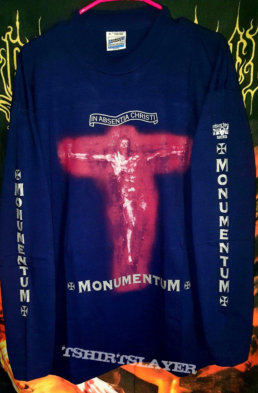 Monumentum - In Absentia Christi
