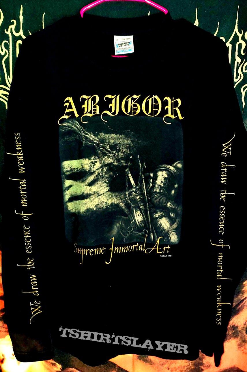 Abigor - Supreme Immortal Art