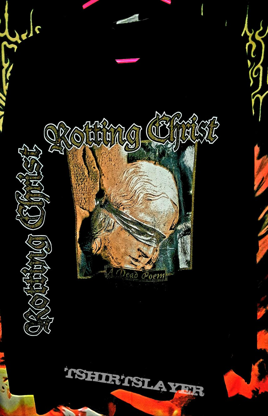 Rotting Christ - A Dead Poem