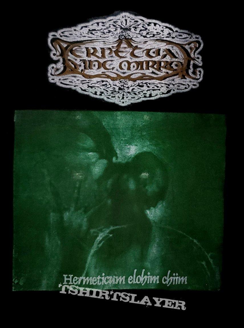 A Perpetual Dying Mirror - Hermeticum Elohim Chiim