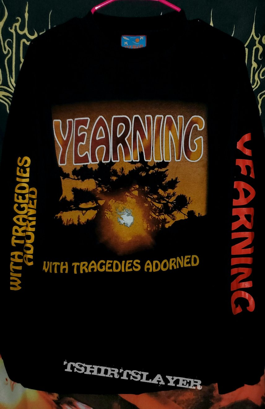 Yearning - With Tragedies Adorned