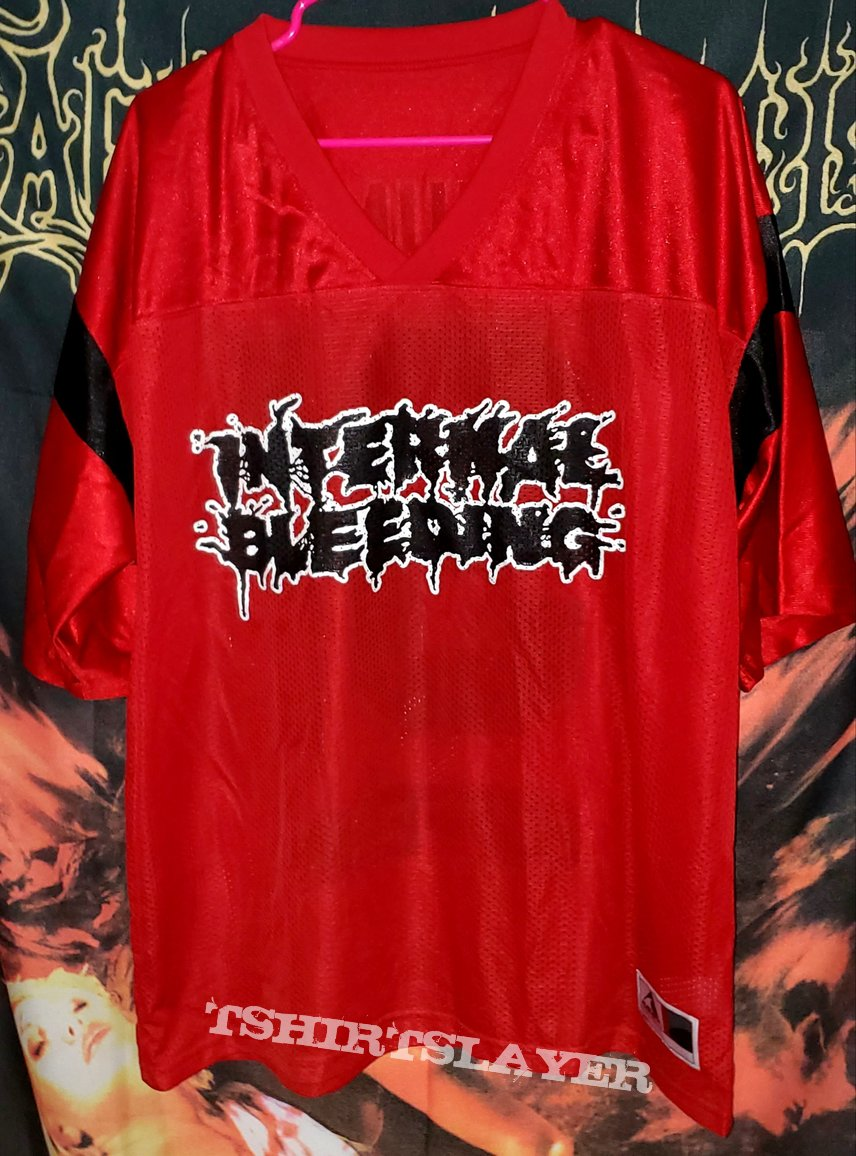 Internal Bleeding - Inhuman Suffering 91