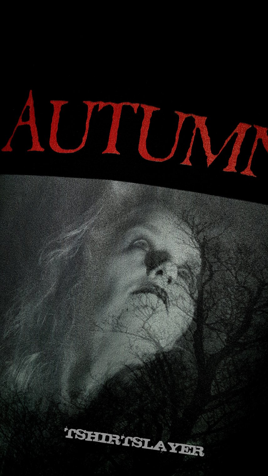 Autumn Tears - Love Poems For Dying Children... Act I